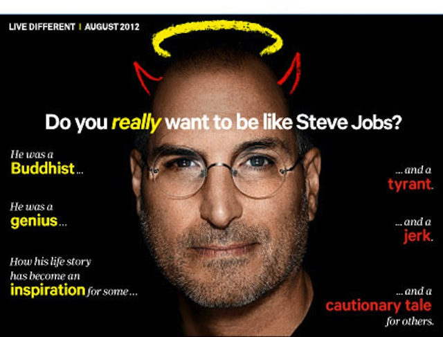 good and bad leadership qualities of steve jobs Beyond his cultural and technological contributions, the legacy of steve jobs offers up five leadership lessons in this guest post, tor constantino explains.