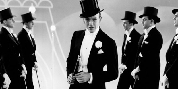 Astaire Top Hat