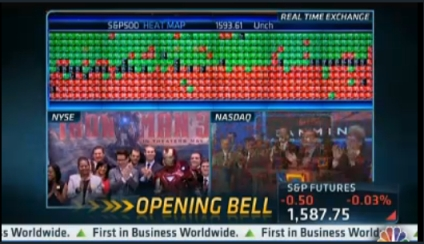 _Iron_Man__Downey_Rings_NYSE_Opening_Bell