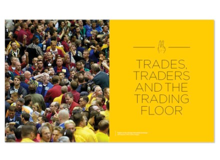 Trading pit hand signals book